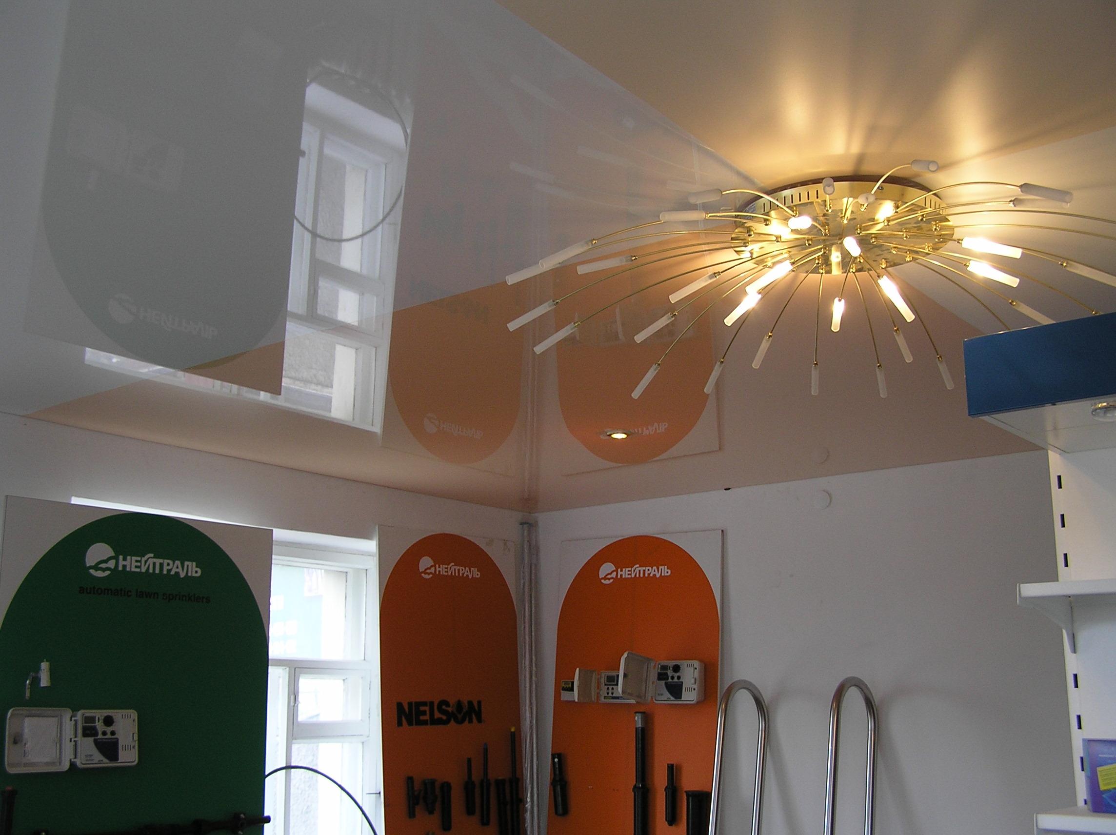 Как правильно подобрать цвет натяжного потолка. - Мир потолков 53